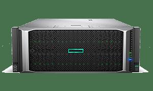 HP DL Server 4U 4CPU