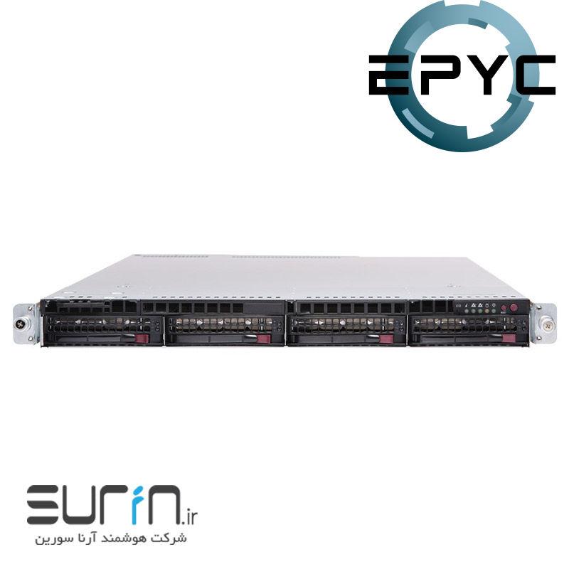 HorizonServer 1U 2CPU AMD EPYC 7000 64Core 4TB Ram