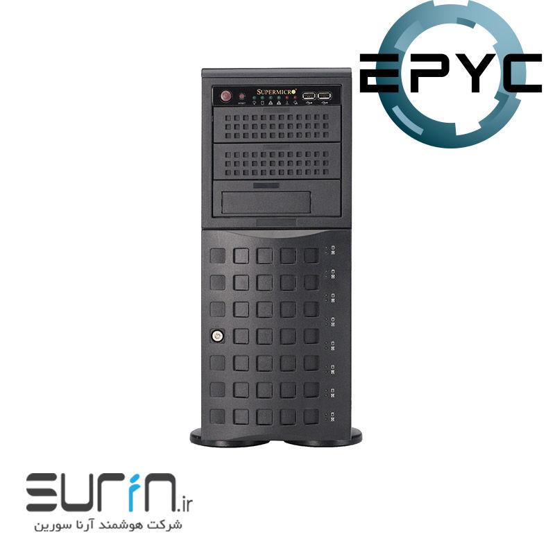 HorizonStation 2CPU AMD EPYC 7000 64Core 2TB Ram