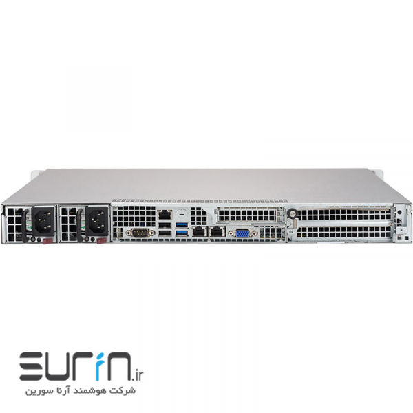 Supermicro SuperServer 1018R-WR