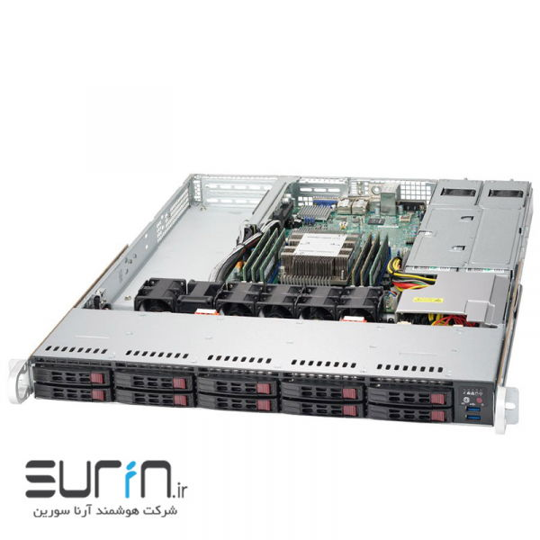 Supermicro SuperServer 1019P-WTR
