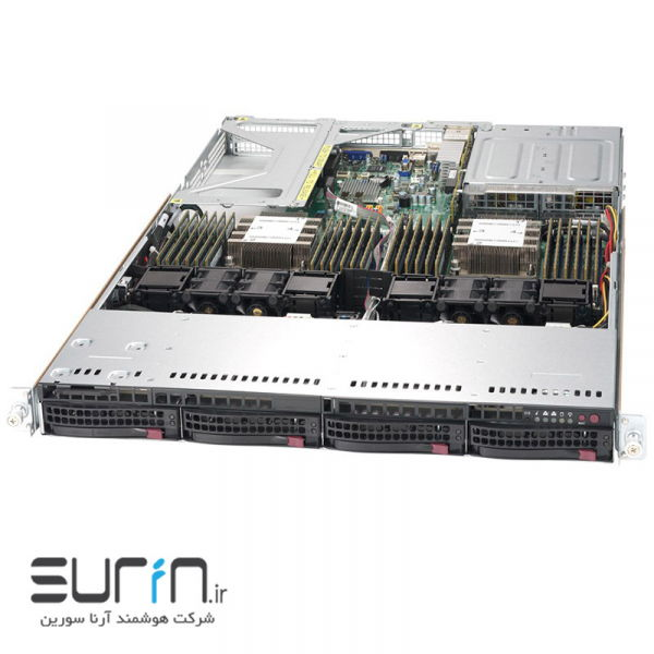 Supermicro SuperServer 6019U-TR4