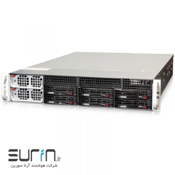 Supermicro SuperServer 8028B-TR3F