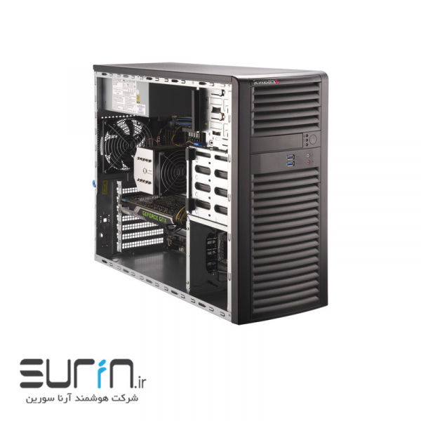 Supermicro SuperWorkstation 5039A-i