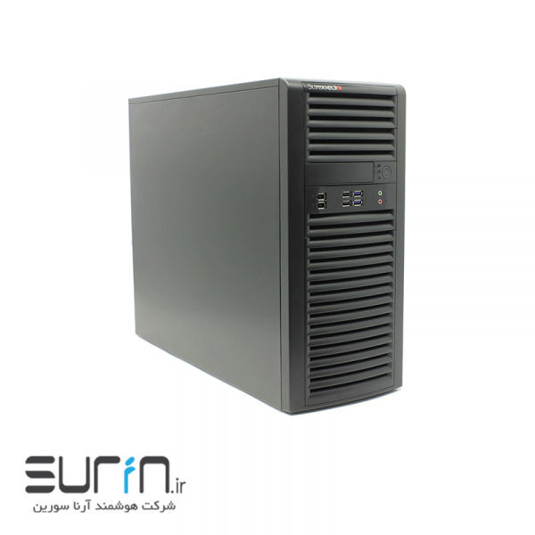 Supermicro SuperWorkstation 5039A-iL