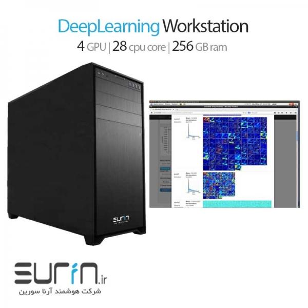 کامپیوتر یادگیری عمیق Deep Learning